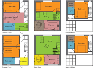 What us a multigenerational house plan joy studio design for Multi generational home builders